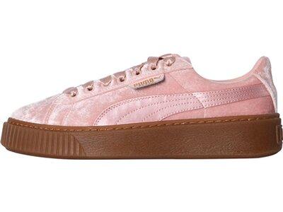 "PUMA Damen Sneaker ""Basket Platform VS Wns"" Pink"