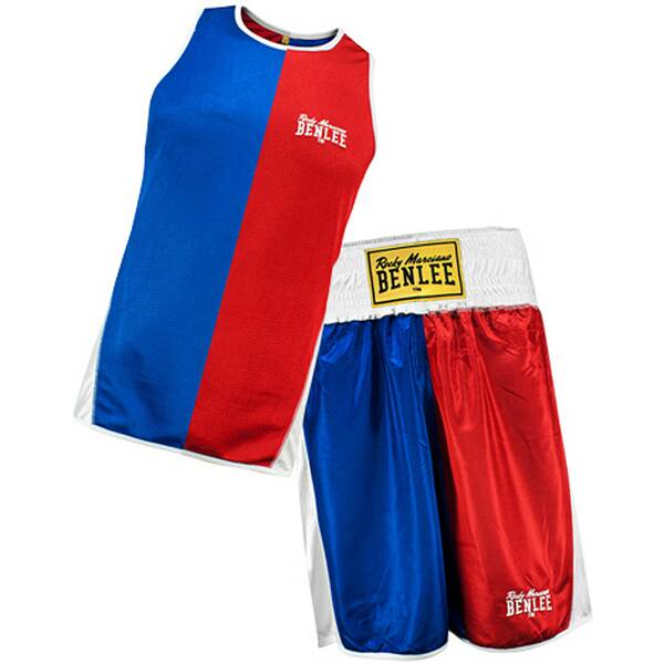 BENLEE Shorts & Vests Reversible Set BRANDFORD