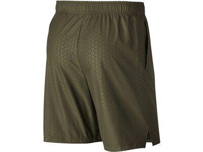 NIKE Herren Trainings-Shorts Grün