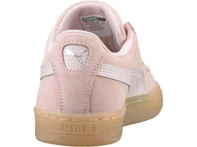 PUMA Damen Sneakers Suede Classic Bubble Pink