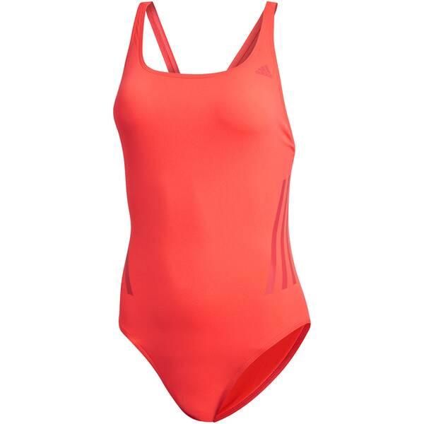 Bademode - ADIDAS Damen Badeanzug › Braun  - Onlineshop Intersport
