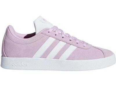 "ADIDAS Mädchen Sneaker ""VL Court 2.0 K"" Pink"