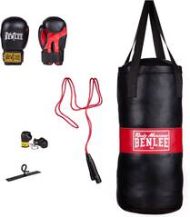 BENLEE Boxing Bag & Gloves Set PUNCHY
