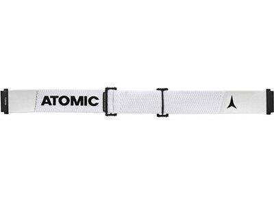"ATOMIC Skibrille / Snowboardbrille ""Revent Q"" Braun"