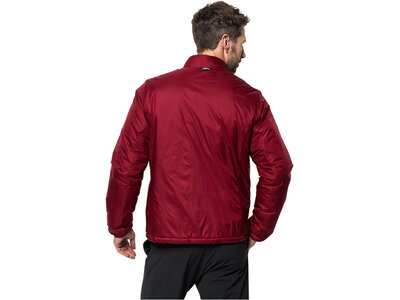"JACKWOLFSKIN Herren Isolationsjacke ""JWP Thermic One Jacket M"" Rot"