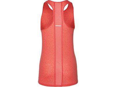 ASICS Running - Textil - Singlets Cool Singlet Tanktop Running Damen Rot