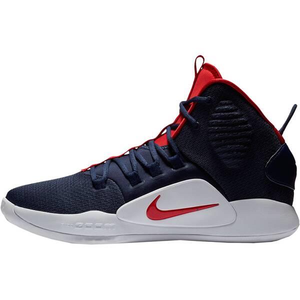 NIKE Herren Basketballschuhe Hyperdunk X   Schuhe > Sportschuhe > Basketballschuhe   Red   Nike