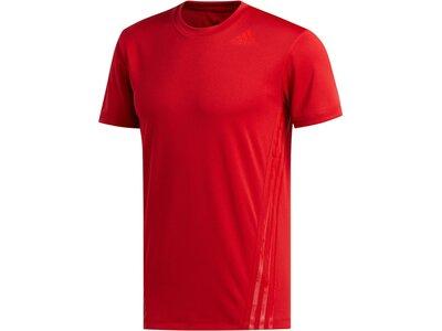 ADIDAS Herren T-Shirt Rot