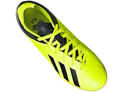 ADIDAS Fußball - Schuhe Kinder - Halle X Tango 18.4 IN Halle J Kids Weiß