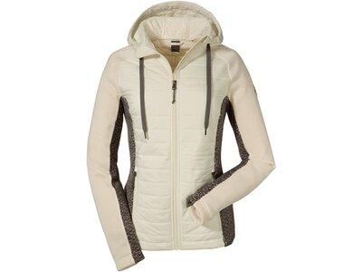 SCHÖFFEL Damen Fleecejacke Jacket La Paz3 Weiß