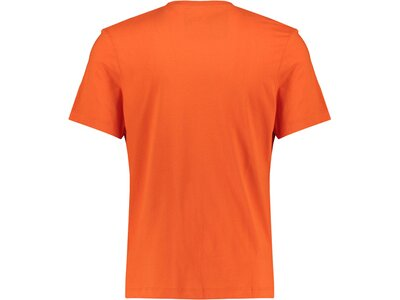 "NIKE Herren Basketball-Shirt ""LeBron"" Kurzarm Orange"