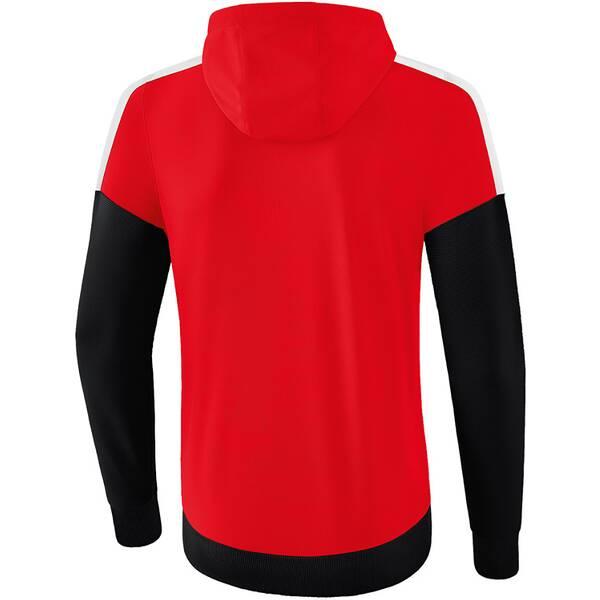 ERIMA Fußball - Teamsport Textil - Jacken Squad Kapuzen-Trainingsjacke Kids