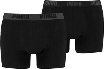 PUMA Herren Retropants Basic Boxer 2P 2er Pack