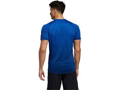 "ADIDAS Herren Fitness-Shirt ""Freelift_360"" Kurzarm Schwarz"