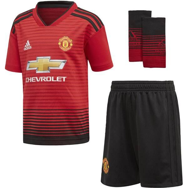 ADIDAS Kinder Manchester United Mini-Heimausrüstung