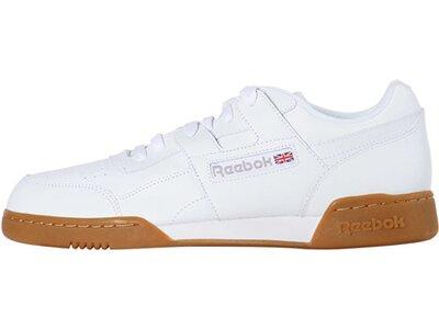 """REEBOK Herren Sneaker """"Workout Plus"""" Weiß"""