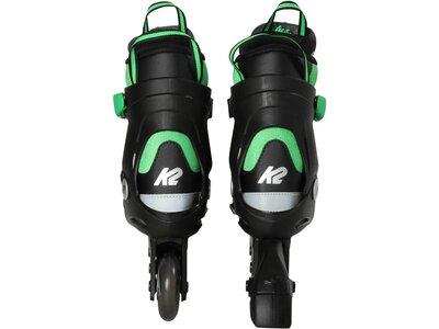 """K2 Kinder Inlineskates """"Raider Pro Pack"""" Schwarz"""