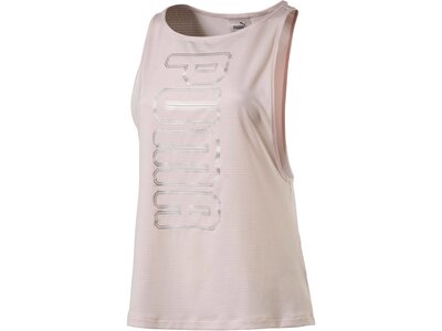 PUMA Damen Trainingstop Pink