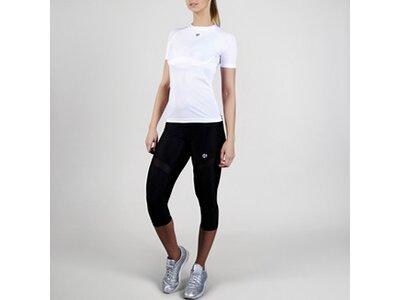 Sportshirt ' Compression Mesh T-Shirt ' Weiß