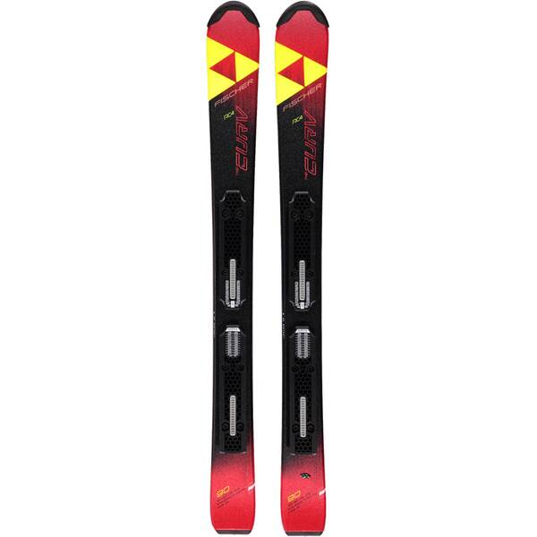 "FISCHER Kinder Ski ""The Curv Jr. SLR/FJ 4"""