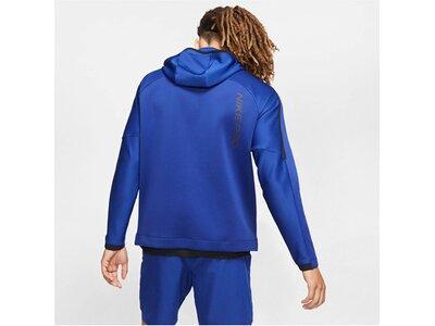 NIKE Herren Trainings-Sweathshirt Blau