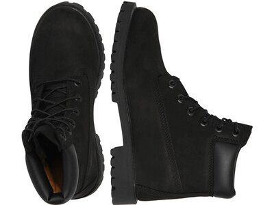 "TIMBERLAND Kinder Boots ""6 In Premium WP Boots"" Schwarz"