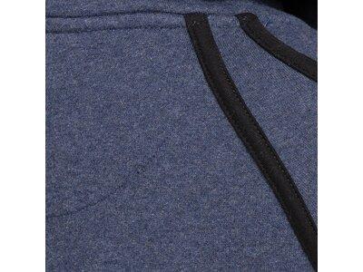 TAO Angeraute Damen Freizeitjacke mit Kapuze aus Bio Baumwolle (kbA), GOTS zertifiziert CHLOE Grau