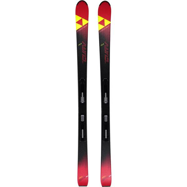 "FISCHER Kinder Ski ""The Curv Jr."" mit Bindung ""FJ7 AC Rail"""