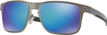 OAKLEY Sport-Sonnenbrille Holbrook Metal - Prizm Sapphire Polarized