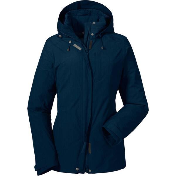 SCHÖFFEL Damen Wanderjacke ZipIn! Jacket Fontanella1