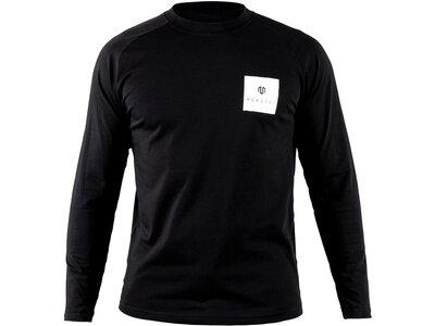 Langarmshirt ' Premium Block Logo Longsleeve ' Schwarz