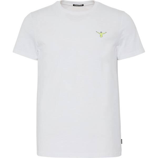 CHIEMSEE T-Shirt mit großem Rückenprint