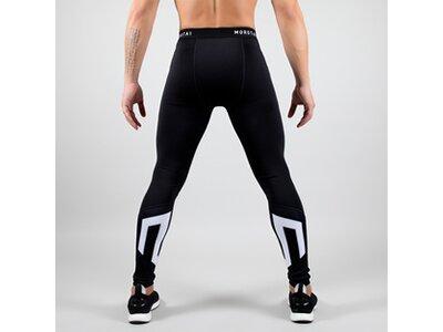 Sport-Leggings ' Bloc Performance Tights ' Schwarz