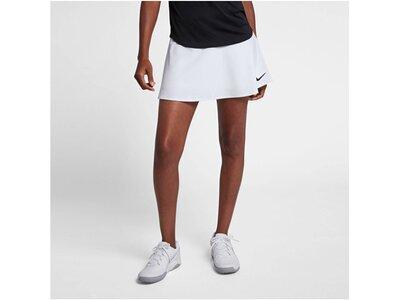 "NIKE Damen Tennisrock ""Dry"" Weiß"