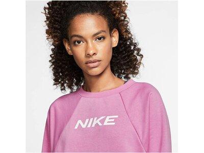 "NIKE Damen Trainings-Sweatshirt ""Dri-FIT Get Fit"" Pink"