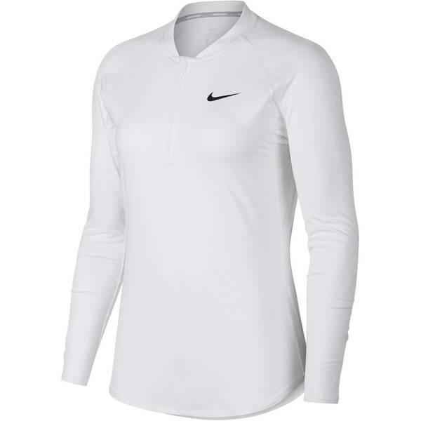 "NIKE Damen Tennisshirt ""Pure"" Langarm"