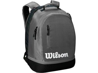"""WILSON Tennisrucksack """"Team Backpack"""" Grau"""