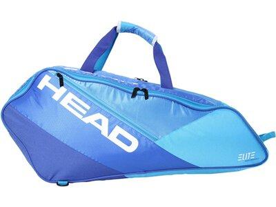 "HEAD Tennisrucksack ""Elite 12R Monstercombi"" Blau"