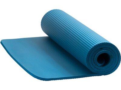 "ENERGETICS Fitnessmatte / Sportmatte ""NBR 185"" Blau"