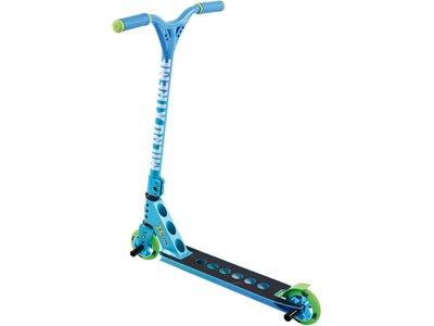 "MICRO Scooter / Roller ""MX Trixx 2.0"" rainbow blue Blau"