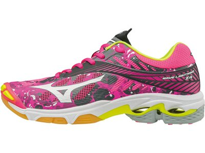 MIZUNO Damen Volleyballschuhe Wave Lightning Z4 Pink
