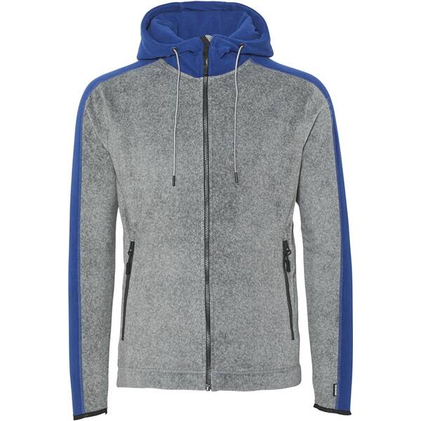 CHIEMSEE Fleece Jacke mit Kapuze