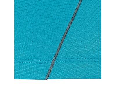 TAO Atmungsaktives nachhaltiges Damen Funktions T-Shirt FIORE Blau