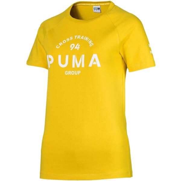 """PUMA Damen T-Shirt """"XTG Graphic Top"""" Slim Fit"""
