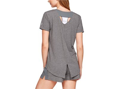 "UNDERARMOUR Damen T-Shirt ""Athlete Recovery Sleepwear™"" Grau"