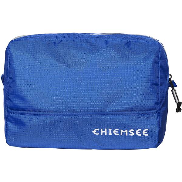 CHIEMSEE Kulturtasche mit vier Fächern und zwei zusätzlichen Reissverschlusstaschen