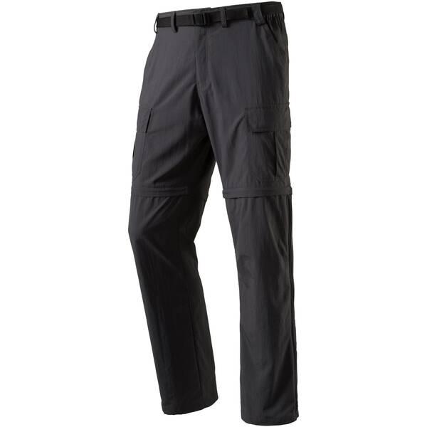 McKINLEY Herren Zip-Off-Hose / Wanderhose Amite II Grau