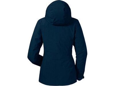 SCHÖFFEL Damen Wanderjacke ZipIn! Jacket Fontanella1 Braun