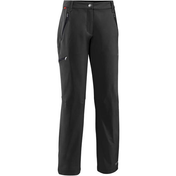 VAUDE Damen Wanderhose / Trekkinghose / Softshellhose Strathcona Pants