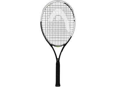 """HEAD Kinder Tennisschläger """"IG Speed Jr. 26"""" - besaitet - 16 x 19 Schwarz"""